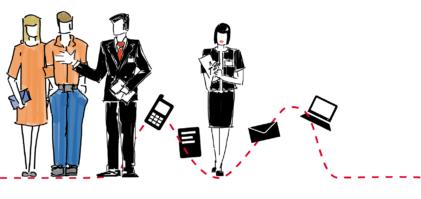 Slider 2 de l'accueil de Mobile in Motion agence de management de la relation client