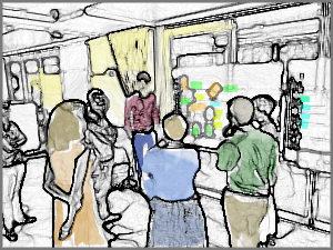 La coopération au service du client, par Mobile in Motion manager de la relation client (2)
